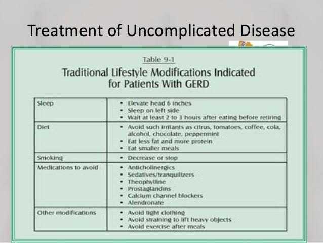 Gastroesophageal Reflux And Hiatal Hernia