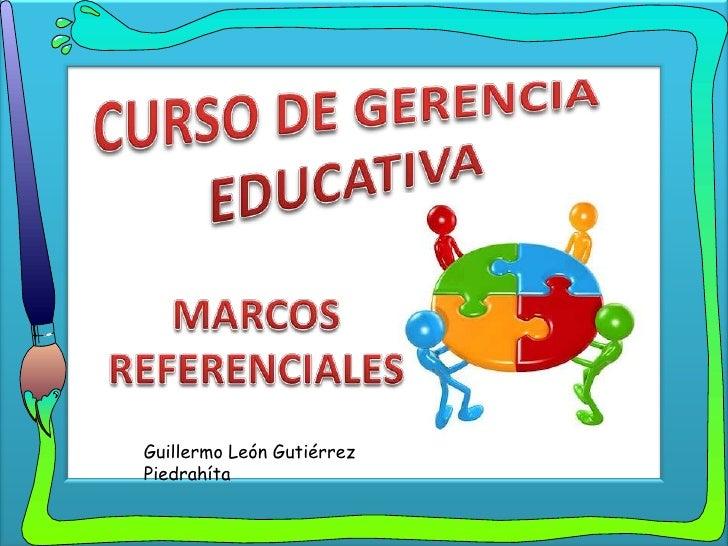 Gerencia educativa