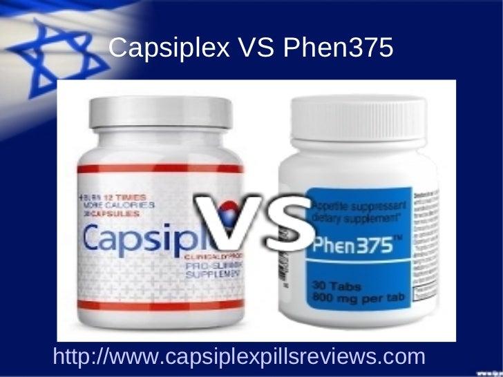 Capsiplex VS Phen375http://www.capsiplexpillsreviews.com
