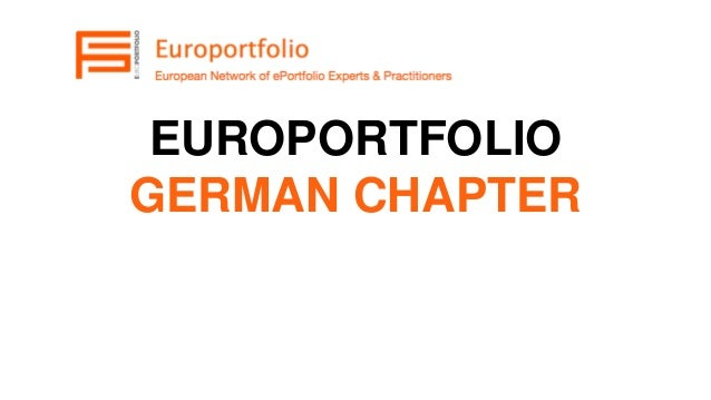 EUROPORTFOLIO GERMAN CHAPTER