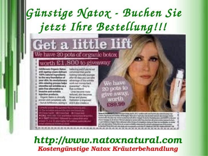 GünstigeNatoxBuchenSie  jetztIhreBestellung !!! http://www.natoxnatural.com  KostengünstigeNatoxKräuterbehandlung