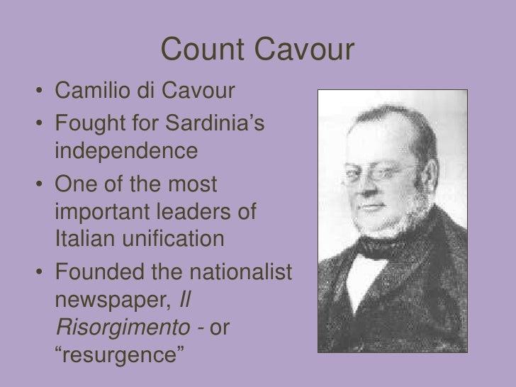 Italian Unification?