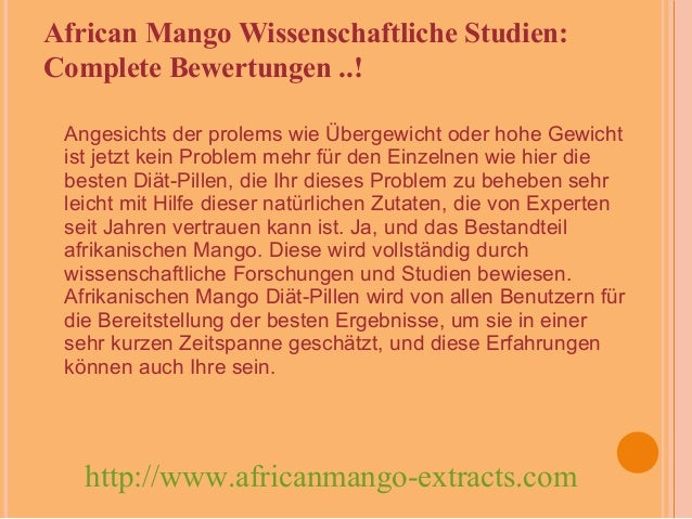 African Mango Wissenschaftliche Studien:Complete Bewertungen ..! Angesichts der prolems wie Übergewicht oder hohe Gewicht ...