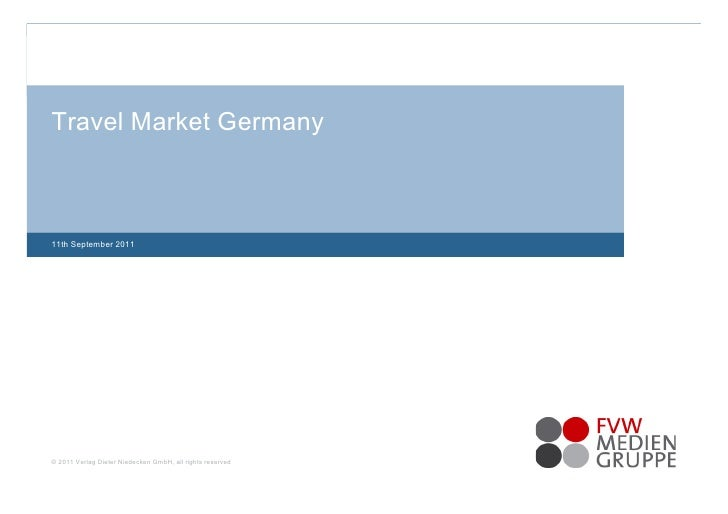 German travel market_Futuropa_2011
