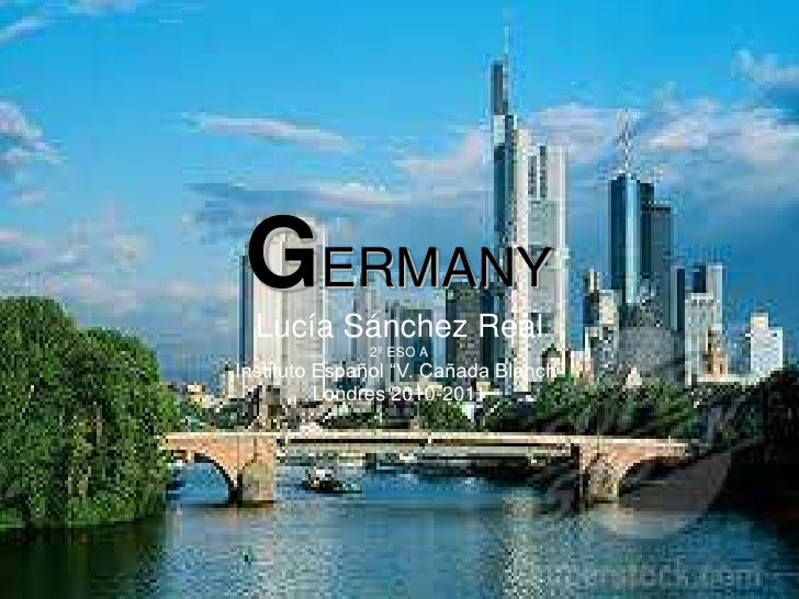 Germany, by Lucia