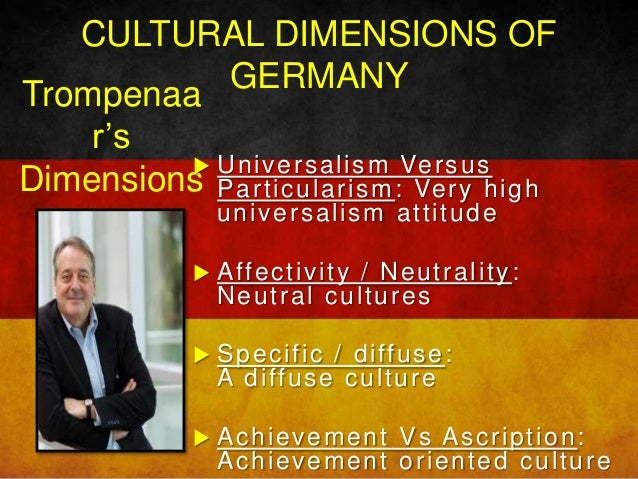 germany cross culture management Cross-cultural awareness the cross-cultural training – germany generates awareness for cultural values and business practices in germanyit provides guidelines for developing business relations and understanding the structure of organizations in germany.