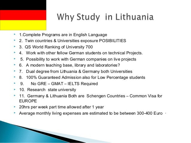 International Study Programmes in Germany 2019 - Study in ...