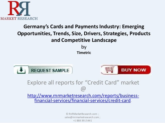 Cards and Payments Industry in Germany