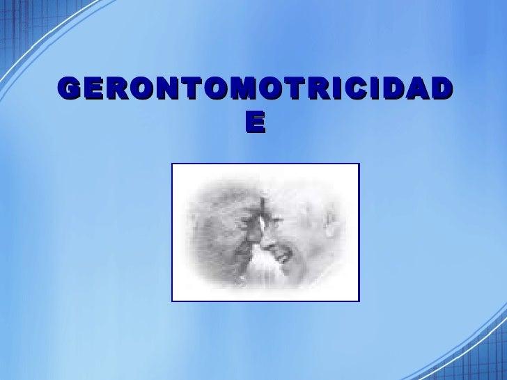 GERONTOMOTRICIDADE