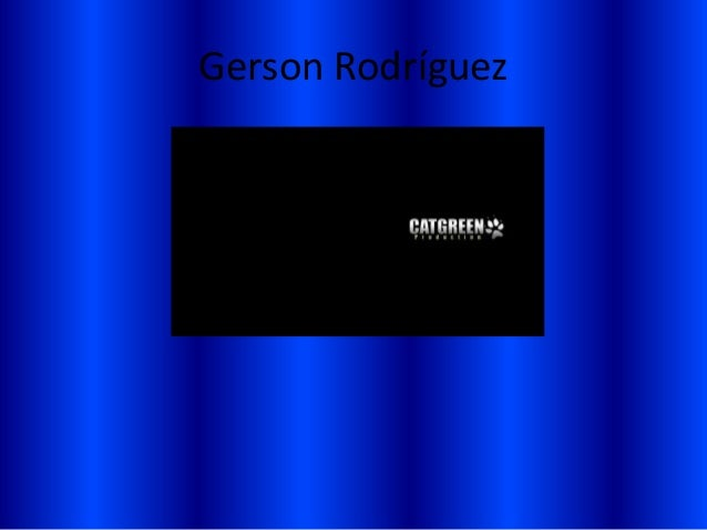 Gerson Rodríguez