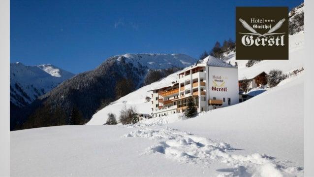 Winterpauschalen im Hotel Gerstl