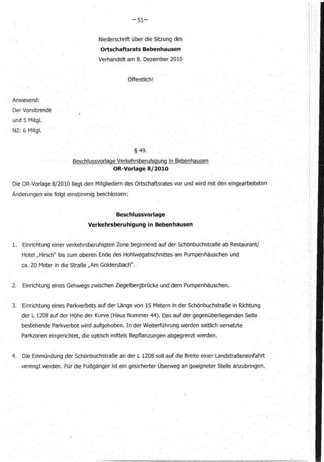 (Schreiben vom 8.7.2012) Sehr geehrter Herr Oberbürgermeister Palmer, Sehr geehrte Damen und Herren, mit Beschlussvorlage ...