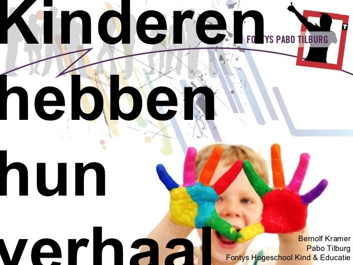 Kinderenhebbenhun                         Bernolf Kramer                           Pabo Tilburg      Fontys Hogeschool Kin...