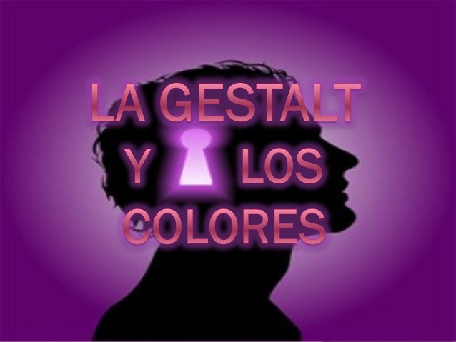Gestalt y los colores