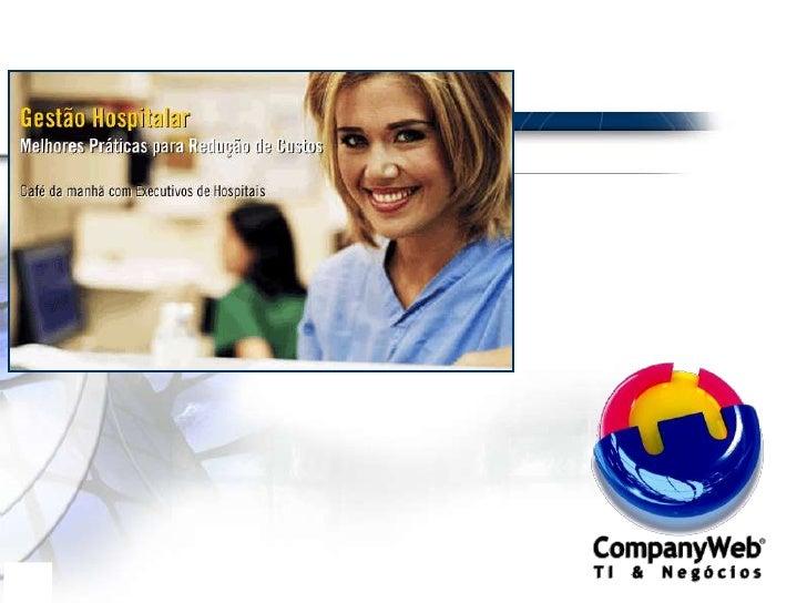 Gestao Hospitalar | Gestão de Processos e Ativos hospitalares.