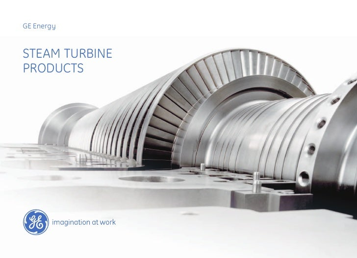 Ge Steam Turbine Products