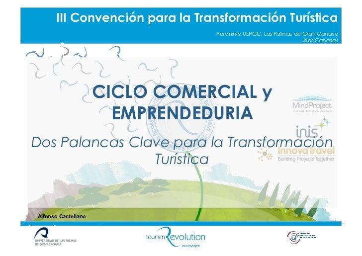 Título Píldora o Taller         III Convención para la Transformación Turística                                   Paraninf...