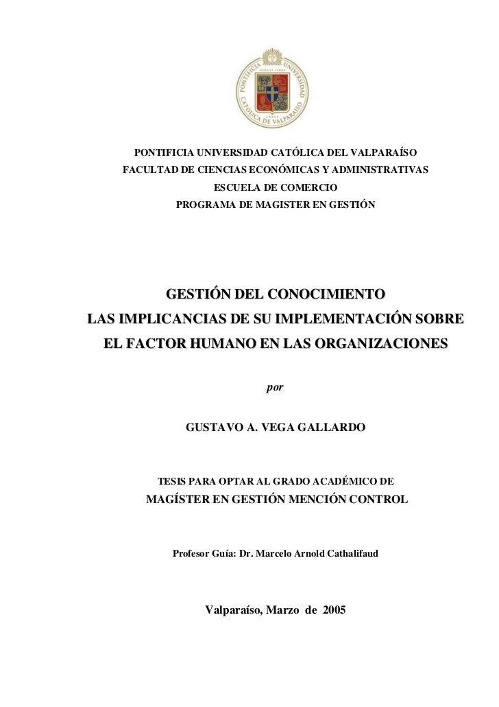 PONTIFICIA UNIVERSIDAD CATÓLICA DEL VALPARAÍSO    FACULTAD DE CIENCIAS ECONÓMICAS Y ADMINISTRATIVAS                    ESC...