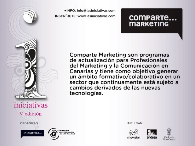 'Comparte Marketing' Gestión de Campañas de Email Marketing - Ricardo Gopar