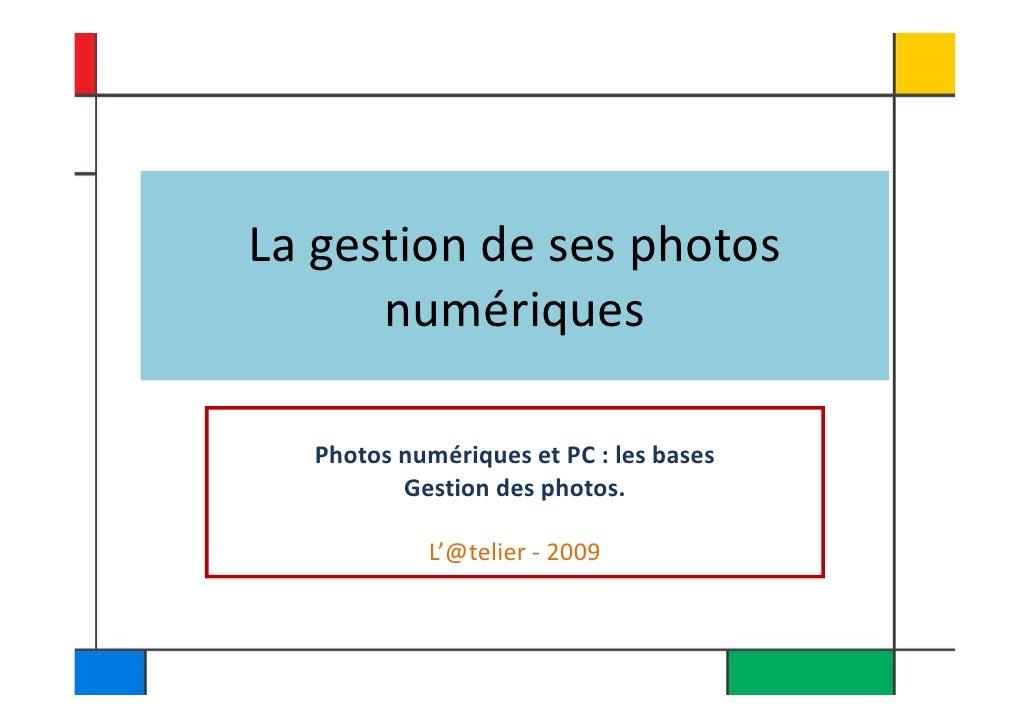 Lagestiondesesphotos Médiathèque de Lorient                                    numériques                            ...