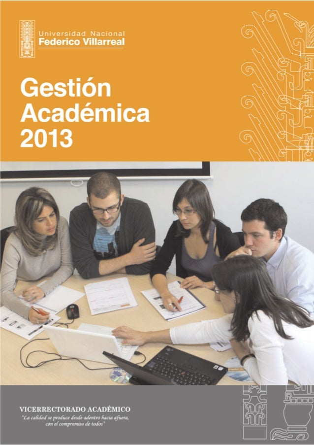 1 Gestión Académica 2013