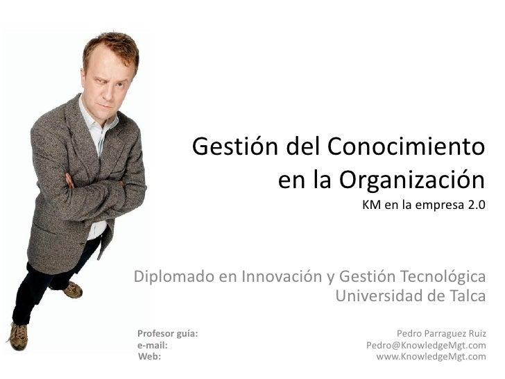 Gestion Conocimiento Empresa2.0 B