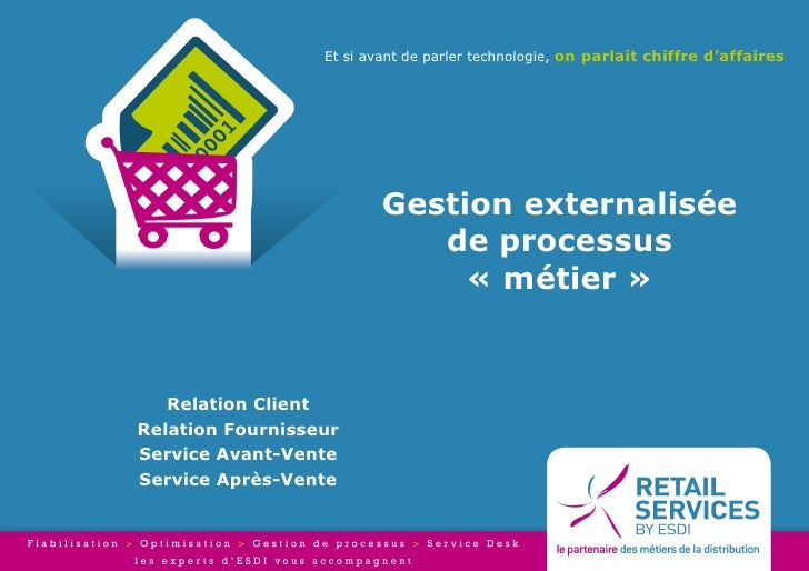 Externalisation de processus métier (Business Process Outsourcing)