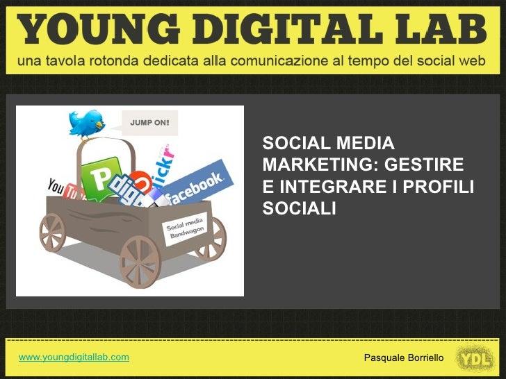 SOCIAL MEDIA: DEFINIZIONE                                                            SOCIAL MEDIA                         ...