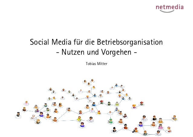 Social Media in der Betriebsorganiation