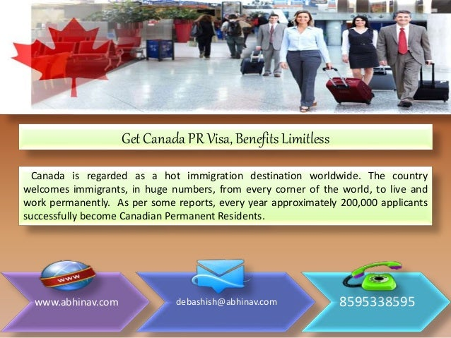 how to get visa to mexico from canada