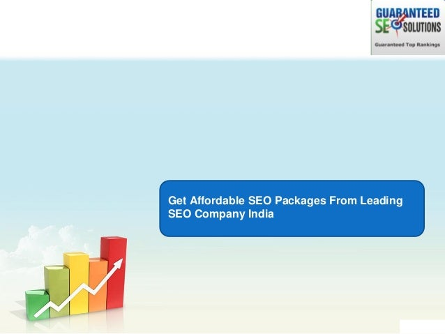 Get Affordable SEO Packages From LeadingSEO Company India