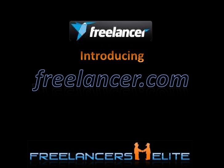 Introducing freelancer.com<br />