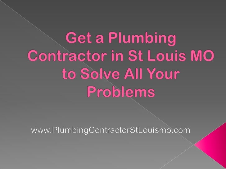 The plumbing system is a very important part ofyour house, but there are a lot of things that youneed to do in order to be...