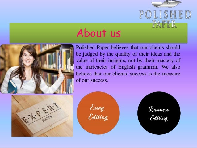 Essay writers services