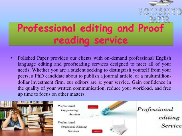 Edit My Paper: Essay Editing & Professional Proofreading