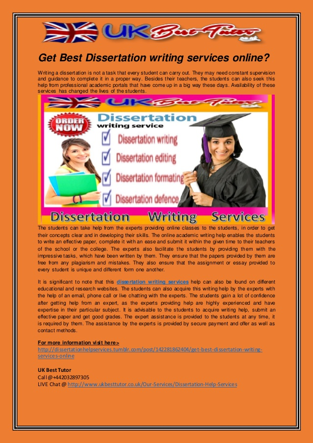Best online writing service