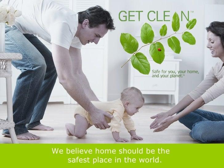 Get clean presentation