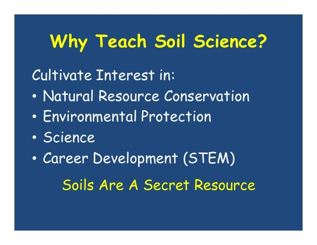 Get dirty soil science education for kids for Scientific word for soil