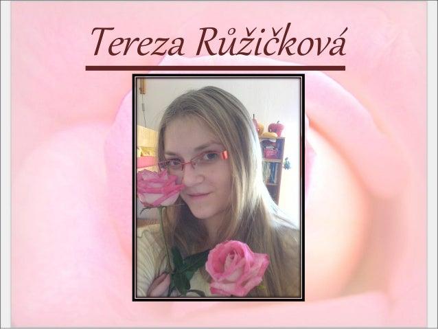 Tereza Růžičková