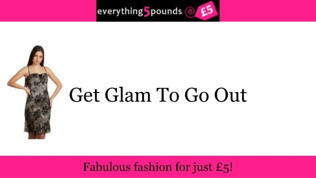 Get Glam To Go Out
