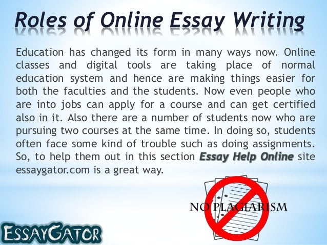 Essay Writing at Unbelievable Speed and Quality