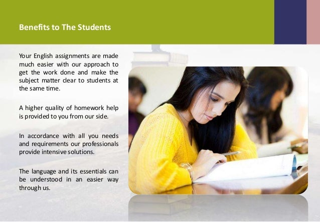 Essay assignment help definition