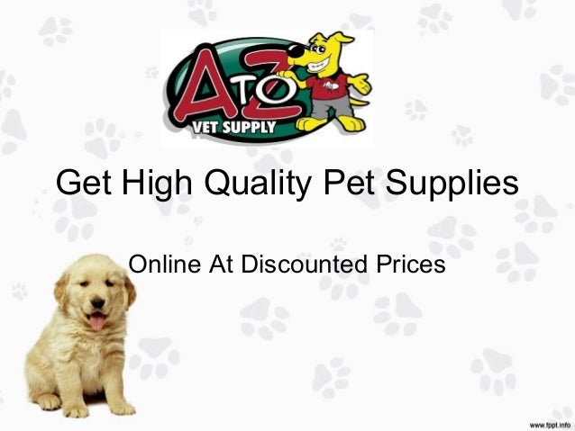 Get High Quality Pet Supplies Online At Discounted Prices