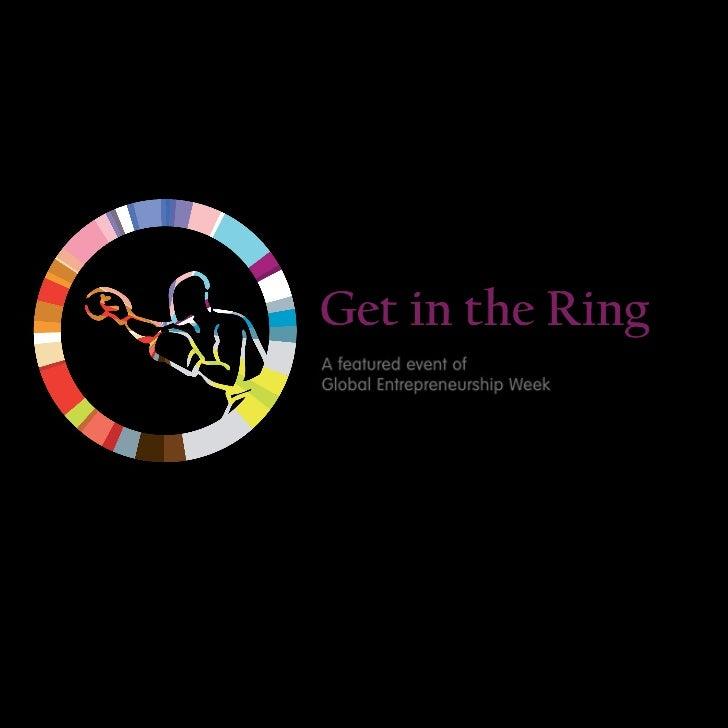 GEW European Meet-up / Hendrik Halbe, HOPE, Netherlands Presentation (2 - Get in the Ring)
