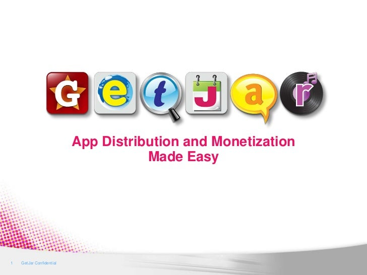App Distribution and MonetizationMade Easy<br />