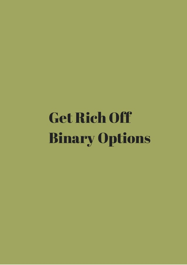 Binary option rich