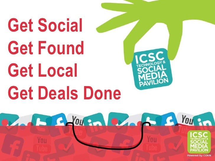 Get SocialGet FoundGet LocalGet Deals Done