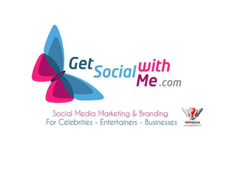 Get Social with Me Business to Client Presentation