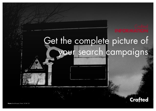 Get the complete picture of your SEO campaigns