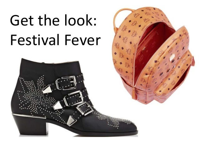 Get the look: Festival Fever